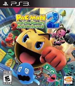Pac-Man and the Ghostly Adventures 2 – PS3