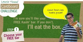 Free Kashi Bar