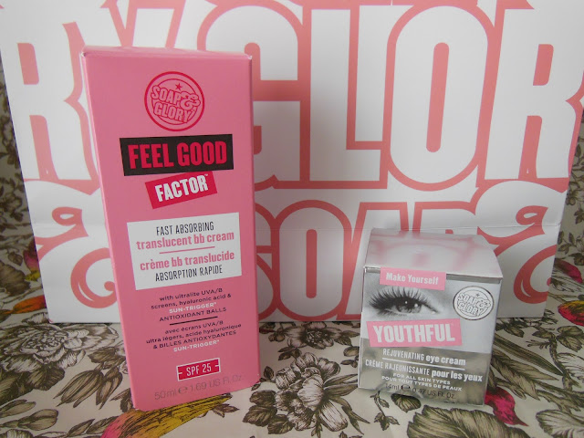 Soap and Glory new products