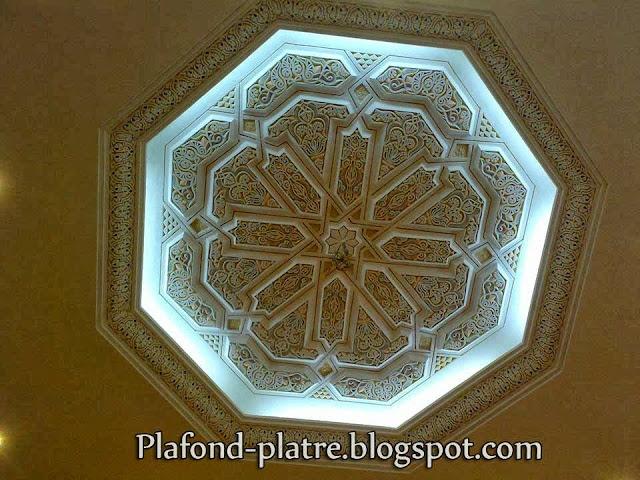 Decoration on pinterest for Faux plafond en platre