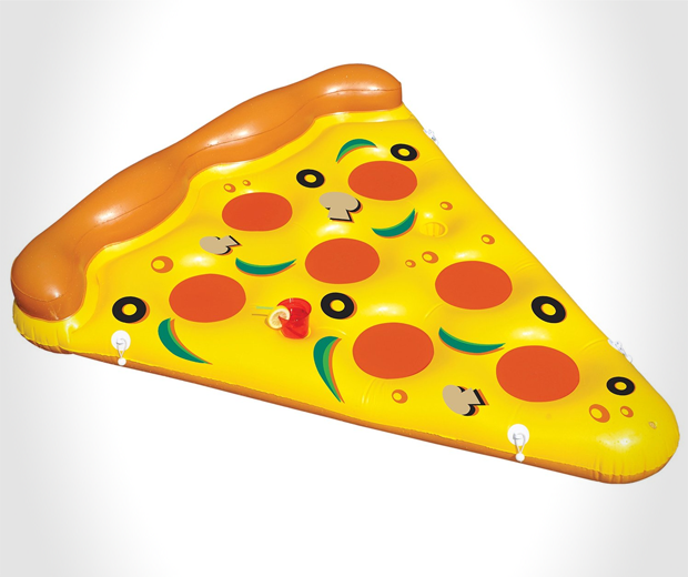 Inflatable Pizza Raft