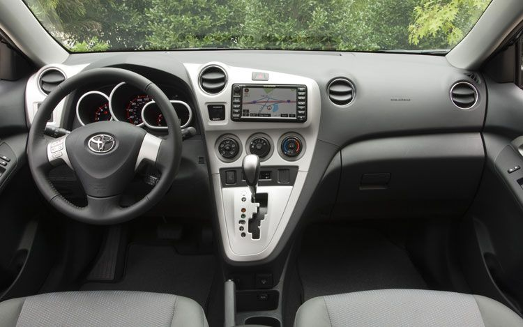 Car Site News Car Review Car Picture And More 2011 Toyota Matrix