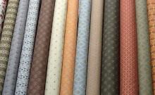 January mystery fabrics