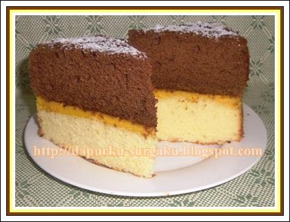 Olahan Labu kuning, Olahan Waluh, Cake Tanpa Pengembang Tambahan, Cake Tanpa Margarin Dan Mentega, Cake Coklat Jeruk Vla Labu Kuning