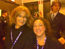 Cristina Noris e Caterina Caselli