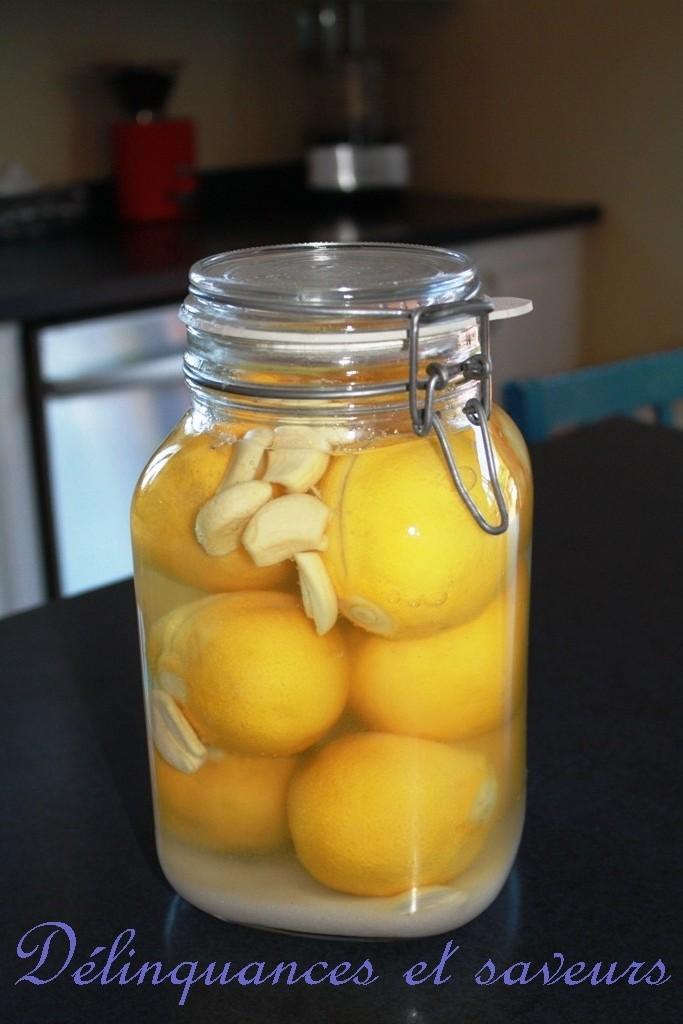 d linquances et saveurs citrons confits au sel. Black Bedroom Furniture Sets. Home Design Ideas