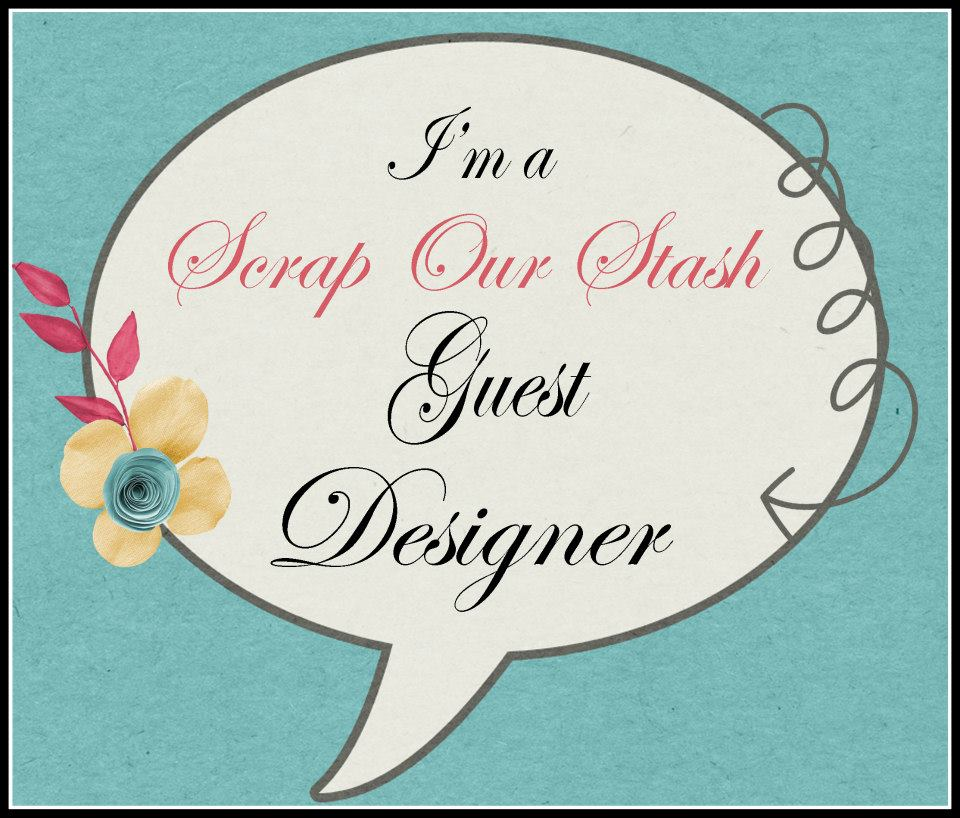 July, 2016: Guest Designer