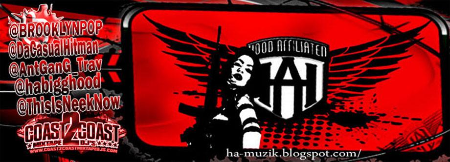 Hood Affiliated Music