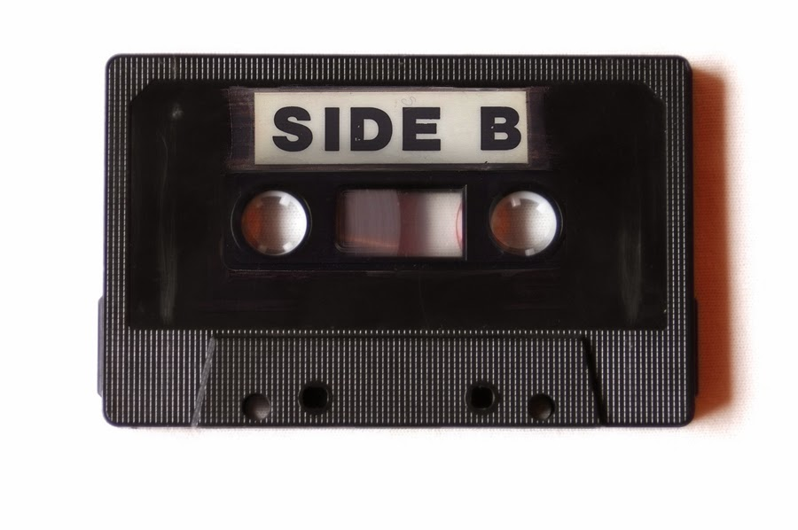 "NEW! Check out ""Side B"" Mix-tape"