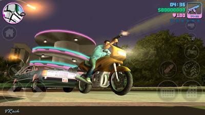 GTA Vice City v.1.0.7 Apk Full Data Android