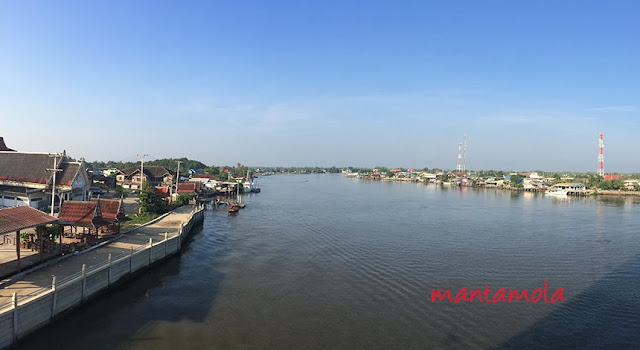 Petchburi River Mouth