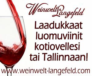 Tilaa luomu- ja biodynaamisia viinejä!