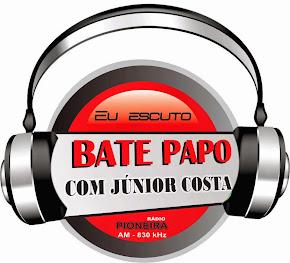 BATE PAPO COM JÚNIOR COSTA