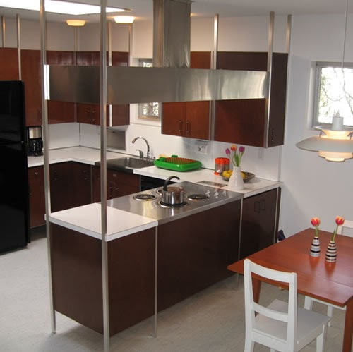 Braxton And Yancey: MID CENTURY MODERN KITCHENS