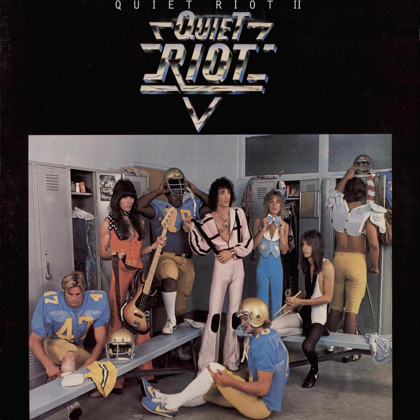 Now Hear This Quiet Riot Ii Decibel Geek Hard Rock And