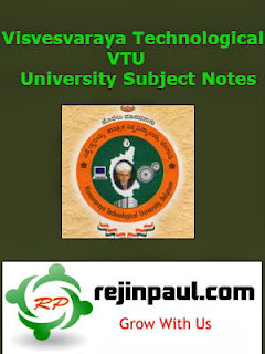 VTU CSE Notes - CSE Notes Lecture Notes Subject Notes Unit Wise Notes