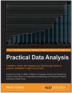 Book Review: Practical Data Analysis by Hector Cuesta