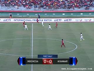 Prediksi Pertandingan Indonesia vs Myanmar