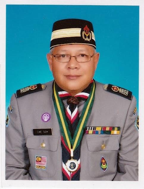 Ketua Pesuruhjaya Pengakap Negeri Terengganu