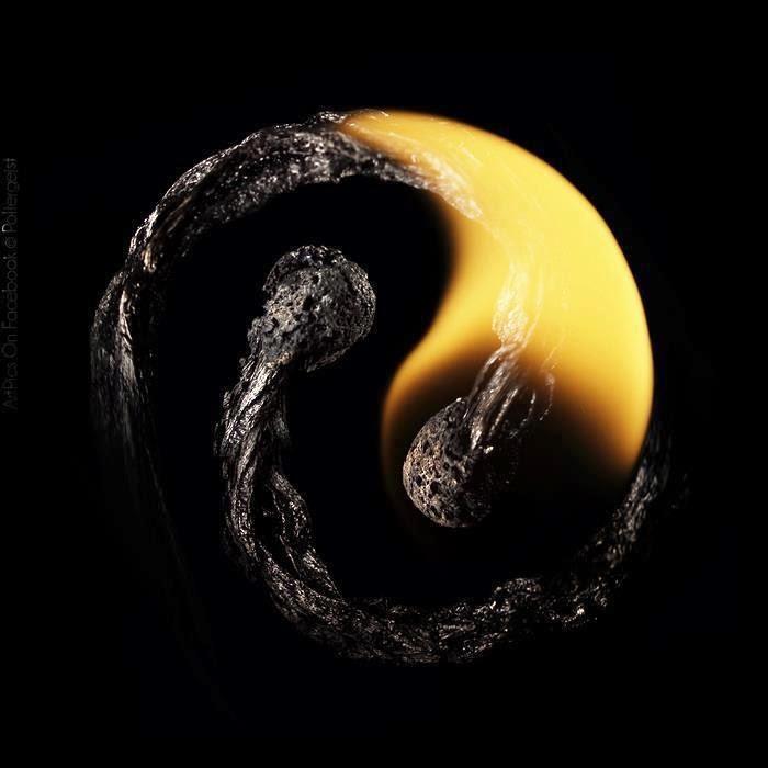 criação, água e fogo
