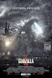 remake Godzilla 2014 wallpaper