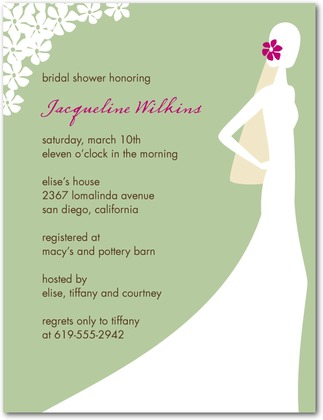 Half Saree Function Invitation Matter Best Custom Invitation