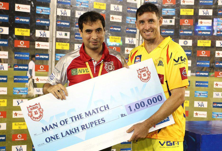 Michael-Hussey-Man-of-the-Match-KXIP-vs-CSK-IPL-2013