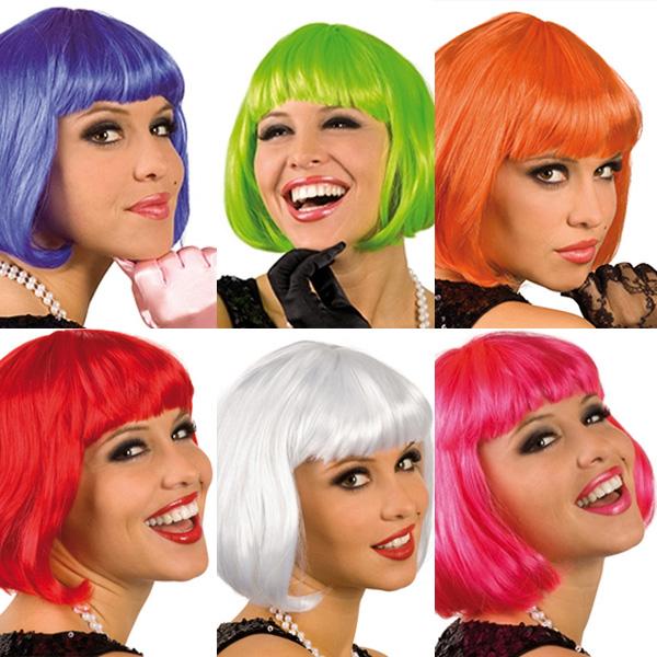 Las pelucas son un el mejor accesorio para tu disfraz. Tu rostro cambia dc4bbf7e99e