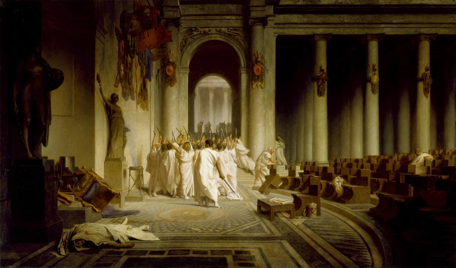 blood imagery in shakespears julius ceasar essay