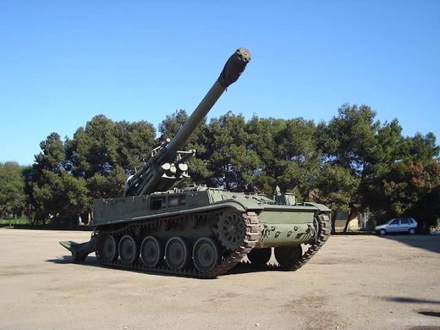 Pindad Kembangkan Self Propelled Artillery Berbasis Tank AMX-VCI