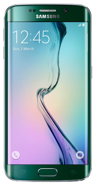 Samsung Galaxy S6 Edge - G925F - Green Emerald