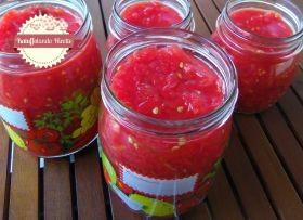 Conserve di frutta e verdura - liquori