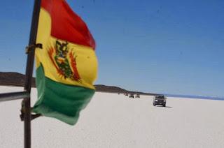 Dakar Porn Bolivia - Uyuni - Dakar 2014