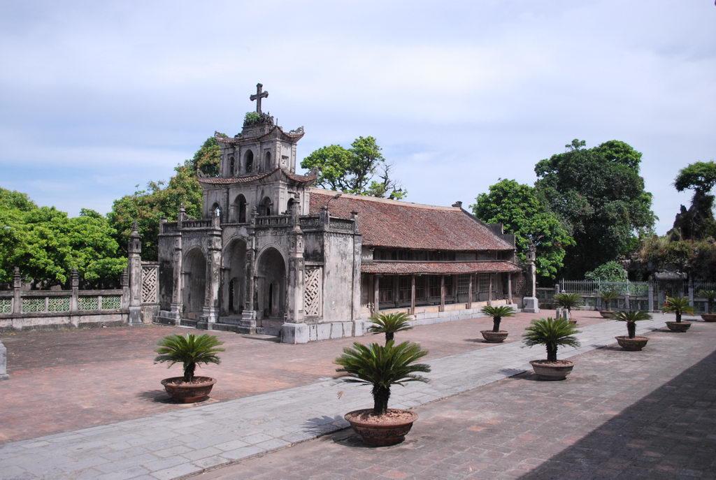 Nhà thờ đá Phát Diệm, Ninh Bình