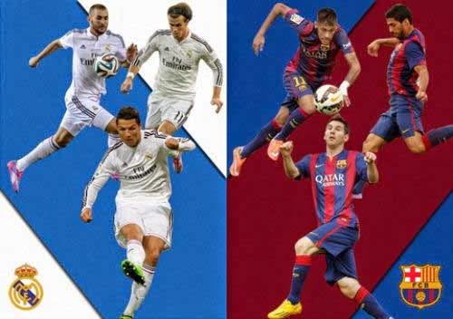 """BBC đấu """"bộ 3 nguyên tử"""" Barca: hơn cả kinh điển"""