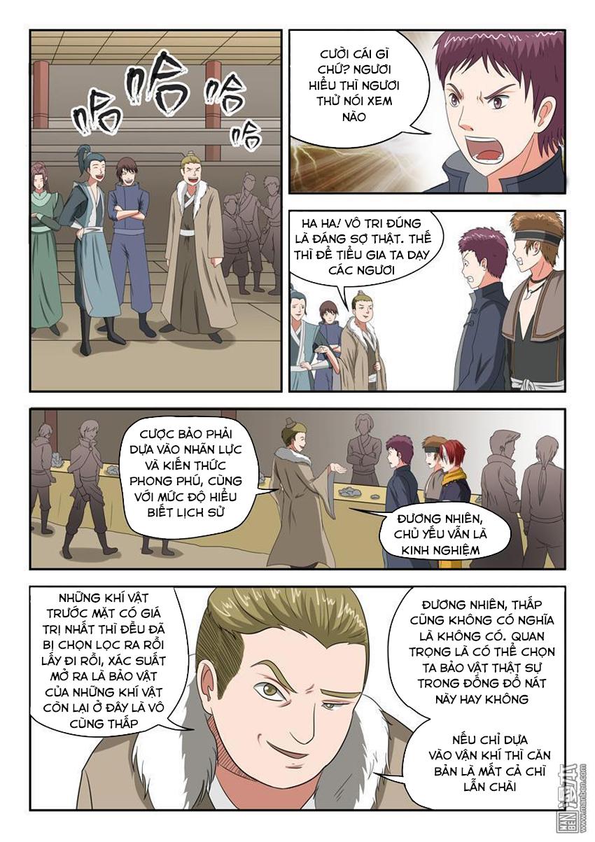Võ Thần Chúa Tể Chap 161 - Trang 8