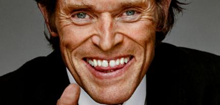 Celebrities con la sonrisa de Willem Dafoe. Sentimos ...