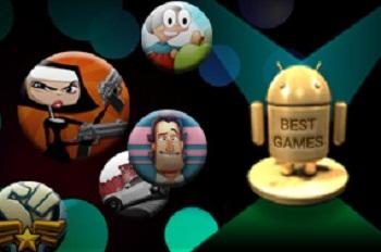 TOP JUEGOS PARA ANDROID 2012