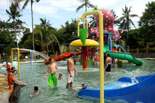 Bali Elephant Safari and Marines Water Park