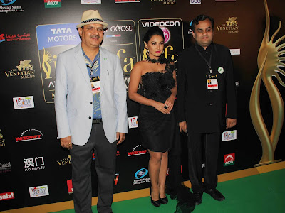 Minissha lamba at The International Indian Film Academy Awards