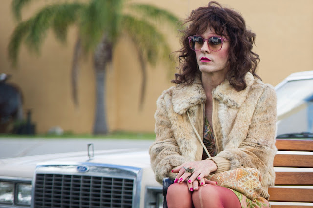 Dallas Buyers Club Jared Leto as Rayon in Jean-Marc Vallée's fact-based drama
