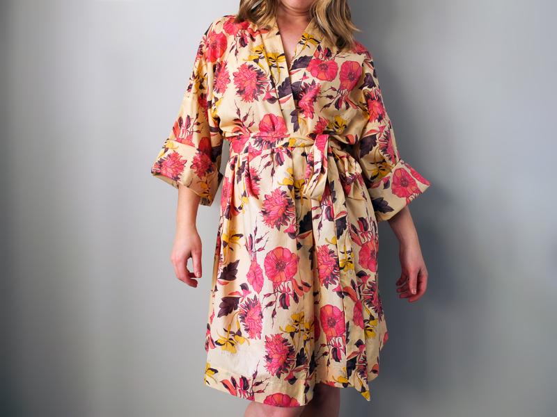 Shop Update: Kimono Dressing Gowns - Dear Edna