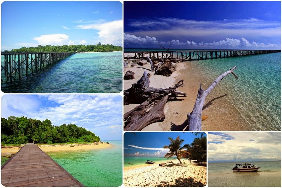 Pulau Sanggalaki Derawan