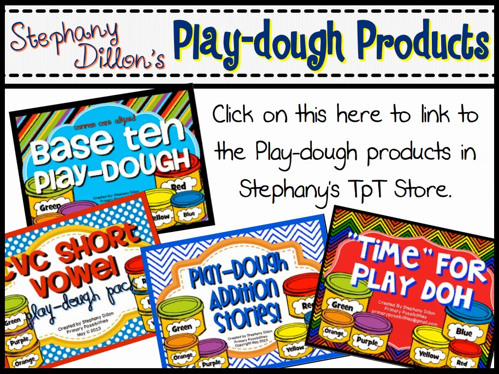 http://www.teacherspayteachers.com/Store/Stephany-Dillon/Search:play-doh