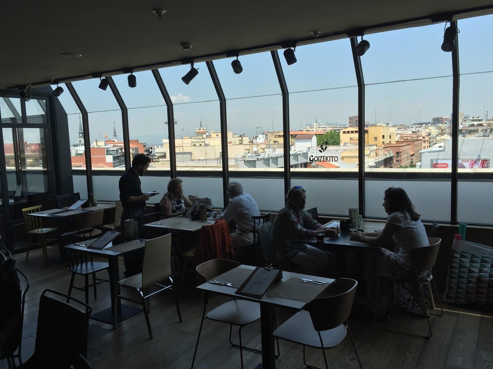 De restaurantes rc goizekito no le llam is for Oficinas corte ingles madrid