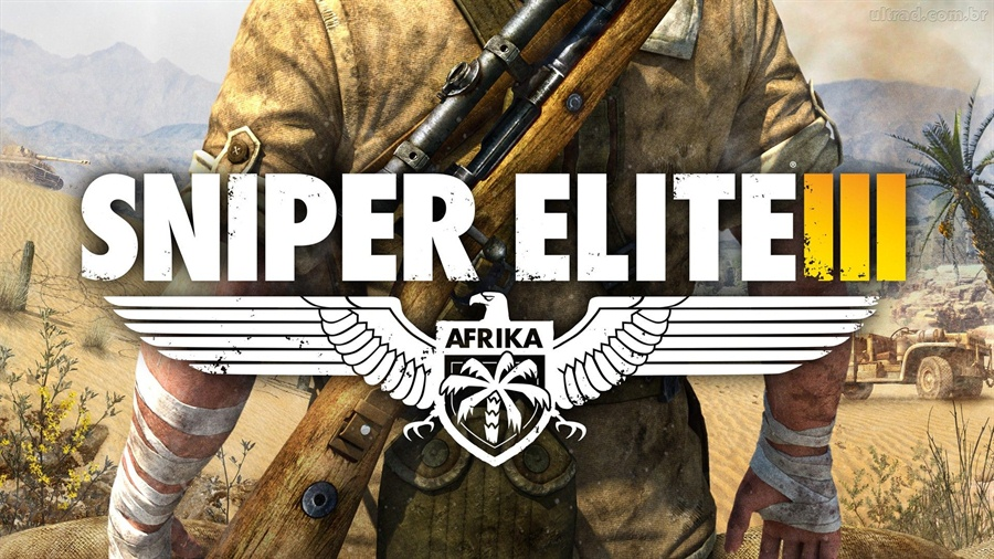 Sniper Elite 3 PC Game Free Download Poster