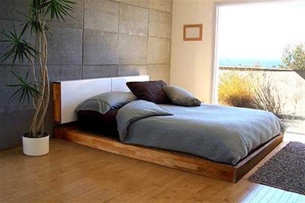 Quarto de casal cama japonesa - Cama tipo japonesa ...