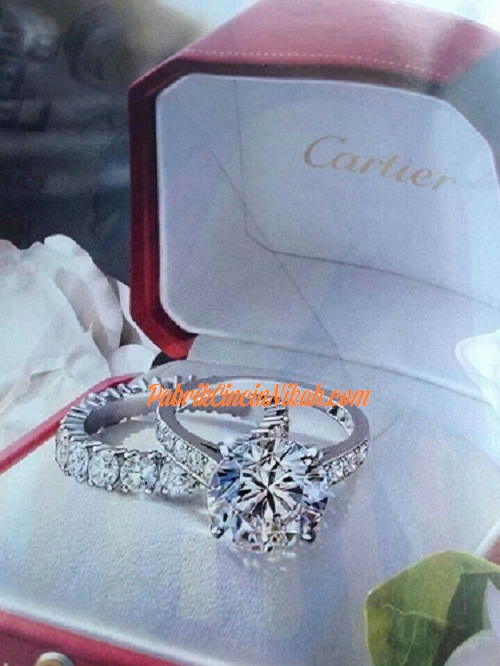 model cincin kawin berlian