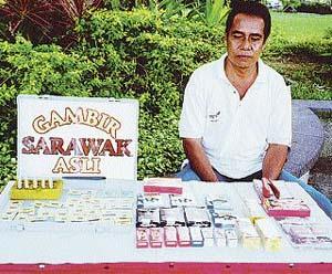 gambir serawak oleh oleh dari malaysia gambir serawak gambir