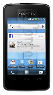 Alcatel One Touch 4007X Firmware/ Flash File/ Stock Rom Free Download